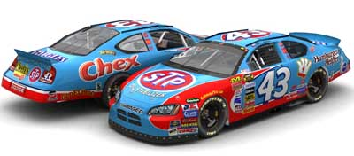 Bobby Labonte 2006 STP Retro NASCAR Diecast