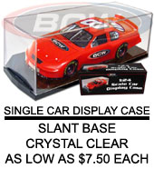Acrylic display case for 1/24 Diecast