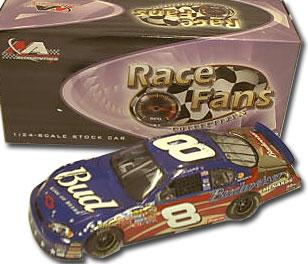Earnhardt Jr Stars & Stripes NASCAR Diecast