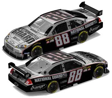 Dale Earnhardt Jr Citizen Soldier NASCAR Diecast