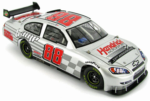 Dale Earnhardt Jr Hendrick 25th Anniversary