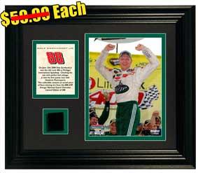 Dale Earnhardt Jr 1st Win with Tire