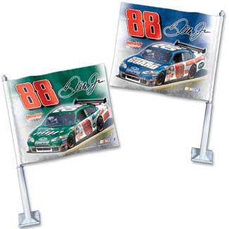 Dale Earnhardt Jr #88 Car Flag