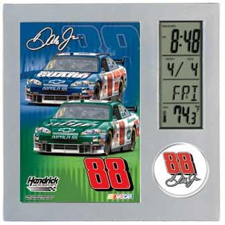 Dale Earnhardt Jr Desk Clock
