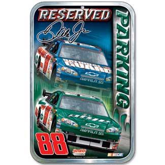 Dale Earnhardt Jr #88 Parking Sign