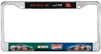 Dale Earnhardt Jr License Plate Frame