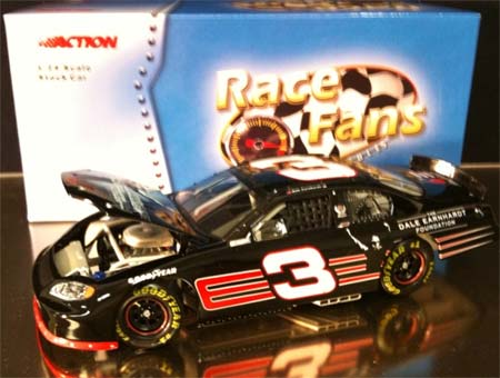 Dale Earnhardt Foundation NASCAR Diecast