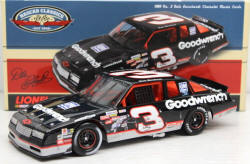 Dale Earnhardt Goodwrench Wilkesboro Raced Version