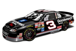 Dale Earnhardt 1999 Goodwrench NASCAR Diecast