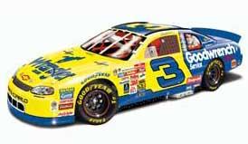 Dale Earnhardt 1999 Wrangler NASCAR Diecast