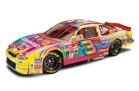 Dale Earnhardt 2000 Peter Max Diecast