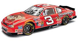 Dale Earnhardt Taz NASCAR Diecast