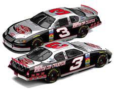 Dale Earnhardt Victory Lap NASCAR Diecast
