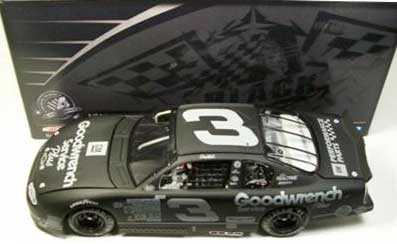 Dale Earnhardt Goodwrench BLACK Series