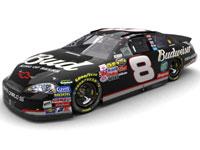 Dale Earnhardt Jr Black Tribute