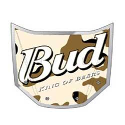Dale Earnhardt Jr Camo Hood Hat Pin
