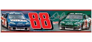 Dale Earnhardt Jr 2008 Bumper Strip