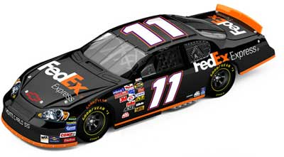 Denny Hamlin 2006 FedEx Express Daytona Winner