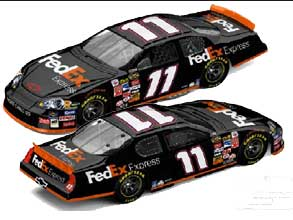 Denny Hamlin 2007 FedEx Express NASCAR Diecast