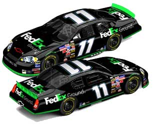 Denny Hamlin FedEx Ground NASCAR Diecast