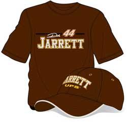 Dale Jarrett 2007 NASCAR UPS Tee