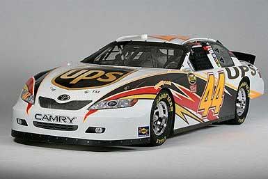 Dale Jarrett 2007 UPS NASCAR Diecast