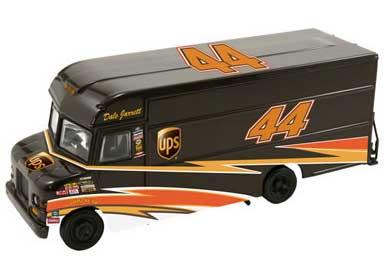 Dale Jarrett UPS Truck