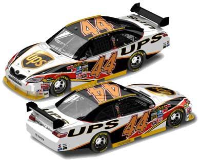 Dale Jarrett 2008 UPS NASCAR Diecast