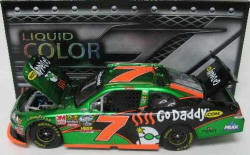 Danica Patrick Go Daddy Color Chrome NASCAR