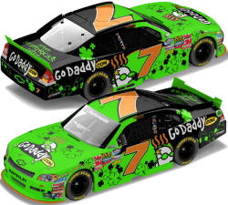 Danica Patrick St Patricks Day
