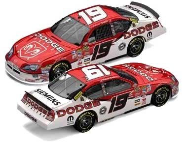 Elliott Sadler 2007 Dodge Dealers NASCAR Diecast