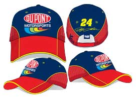 Jeff Gordon 2006 DuPont Pit 1 Cap