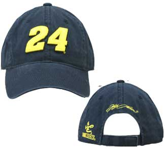 Jeff Gordon 2006 Big Number 24 NASCAR Cap