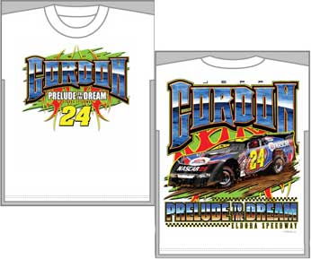 Jeff Gordon 2008 Eldora Tee