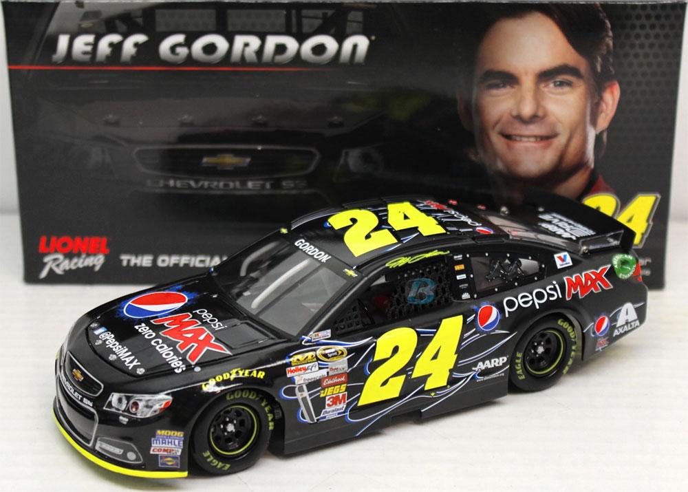 Jeff Gordon Pepsi Car 2014