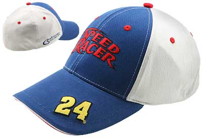 Jeff Gordon Speed Racer Cap