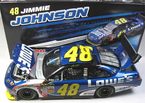 Jimmie Johnson 2009 Lowes NASCAR Diecast