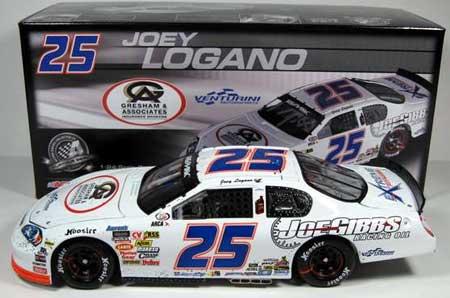Joey Logano 2008 Rockingham Win