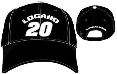 Joey Logano 2008 Cap