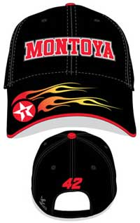 Juan Montoya Burn Rubber Youth Cap