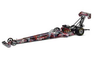 Kenny Bernstein NHRA Top Fuel Dragster Diecast