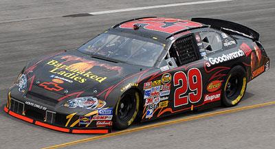 Kevin Harvick Barenaked Ladies NASCAR Diecast