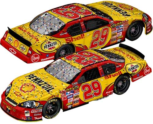Kevin Harvick 2007 Daytona Winner Raced