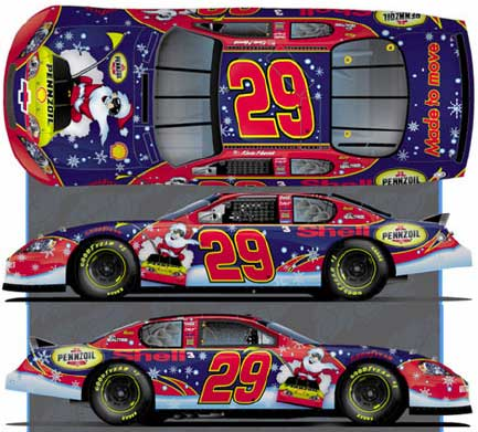 Kevin Harvick 2007 Sam Bass Holiday