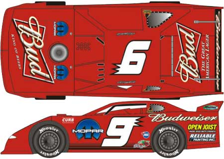 Kasey Kahne 2008 Prelude Dirt Late Model