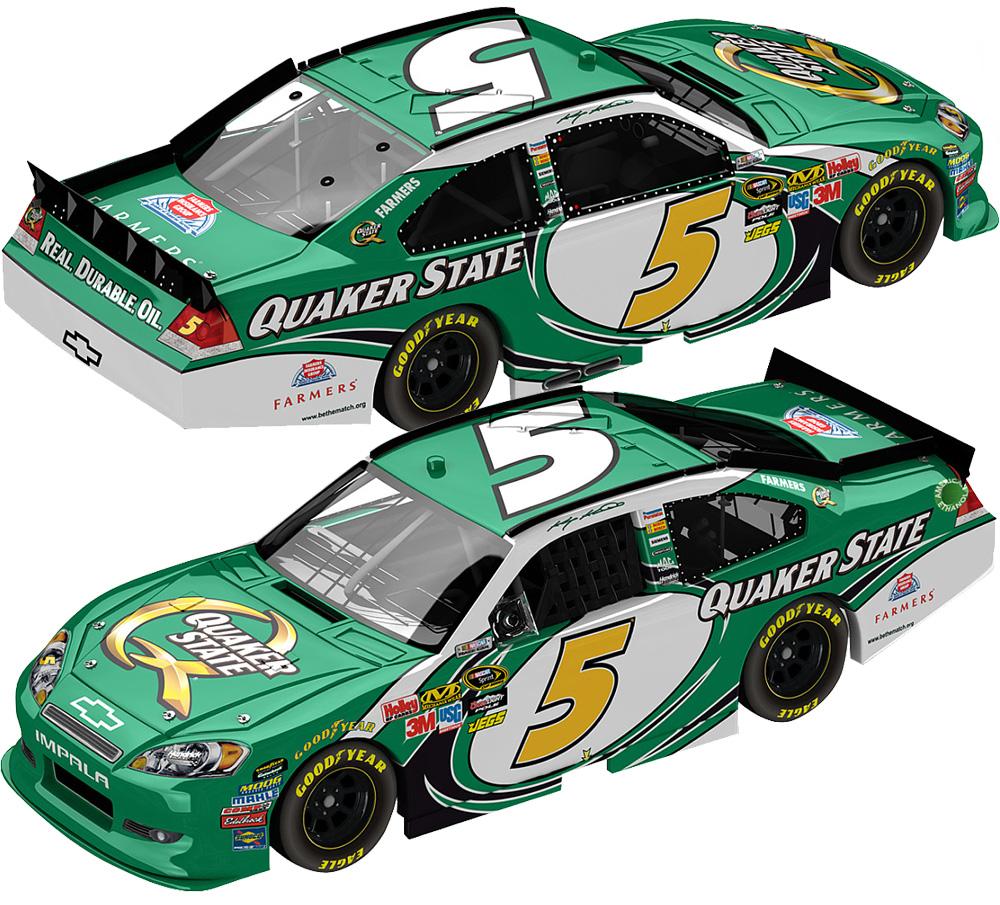 Kasey Kahne 2014 Action 1:64 #5 Time Warner Chevrolet SS NASCAR Sprint Diecast