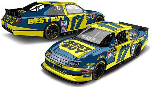 Matt Kenseth NASCAR Diecast Matt Kenseth NASCAR Racing ...