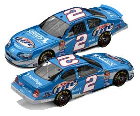 Rusty Wallace Siriuc NASCAR Diecast