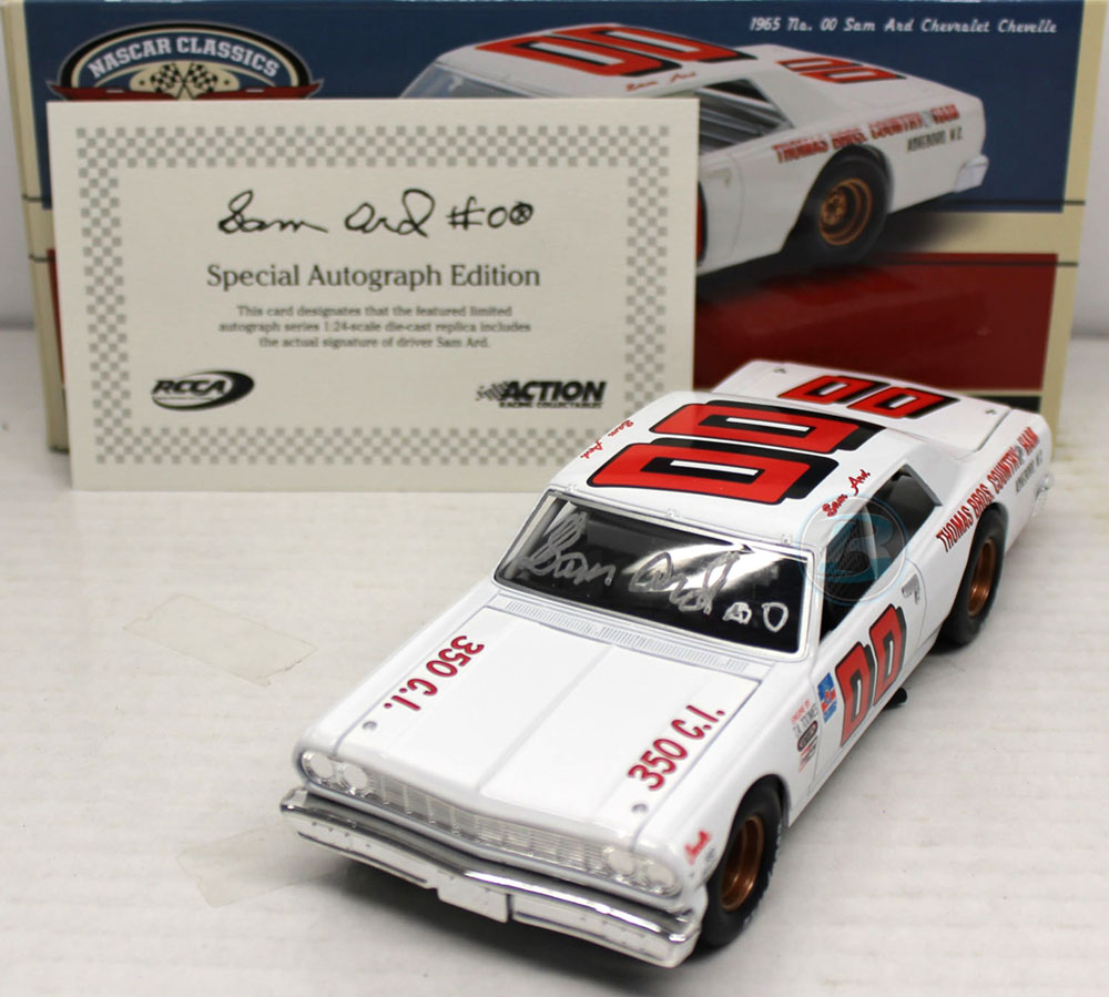 Lionel NASCAR Classic Series, Vintage Nascar, Earnhardt Cardinal ...