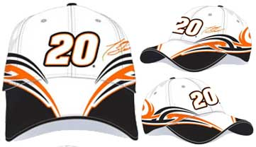 Tony Stewart 2008 Element Cap